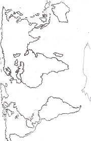 Blank Map Of Continents by Nylearns Org Continents And Oceans By St Lawrence Lewis Boces
