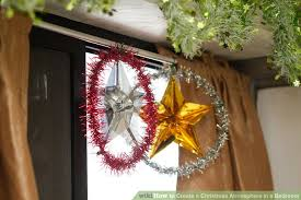 Christmas Decorations Wiki How To Create A Christmas Atmosphere In A Bedroom 11 Steps