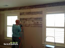 put laminate flooring on the wall collection in installing