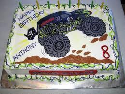 34 best monster jam cakes images on pinterest monster trucks
