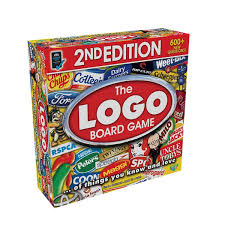 the logo board game 2nd edition kmart