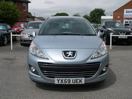peugeot 207 1 6 hdi sport 3dr 2009 59 barriecars