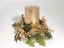 christmas candle arrangements christmas candle centerpiece ideas