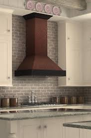 Crown Moulding Above Kitchen Cabinets 15 Best Copper Range Hoods Images On Pinterest Copper Wall