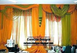 Burnt Orange Curtains Burnt Orange Curtains And Teal Brown Green Argos