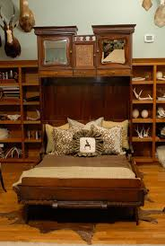 Murphy Bed With Armoire 23 Best Antique Murphy Bed Images On Pinterest 3 4 Beds Antique