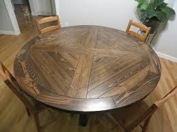 Rustic Farmhouse Dining Tables How To Build A Rustic Farmhouse Dining Table U2014 Smith Design