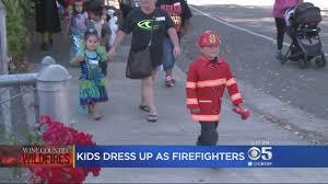 santa rosa kids u0027 most popular halloween costume firefighter