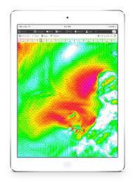 Global Wind Map Windguru