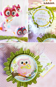 Owl Decorations by Owl Baby Shower Favors