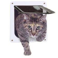 Interior Pet Door For Cats Cat Doors U0026 Flaps Ebay
