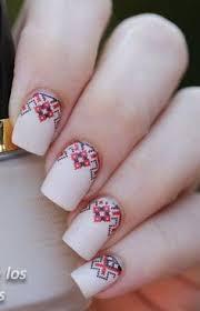 19 tribal inspired nail art designs tribal designs nail design