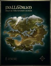 Fantasy World Maps by Palladium Fantasy World Map By Zyanitevp On Deviantart