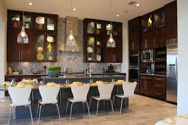 Modern Wood Kitchen Cabinets Kitchen Doors Kitchen Island Design A Small Nj Kitchen With A