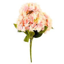 5 flower heads artificial fake flower home hotel wedding garden