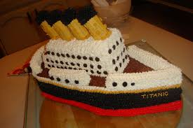How To Make A Halloween Cake by P Art Y How To Make A Titanic Cake