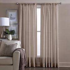 216 Inch Curtains Wamsutta Curtains Drapes And Valances Ebay