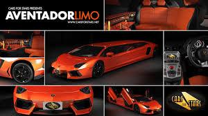 lamborghini aventador limo hire will the lamborghini aventador be turned in a stretch limo