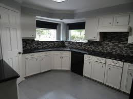 kitchen glass mosaic tile floor tile paint before and after modern
