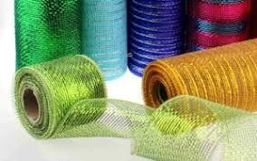 deco mesh ribbon deco mesh wholesale supplier from china sinofloral