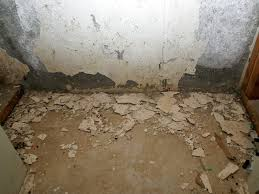 Parge Basement Walls by Fixing Peeling Paint On Masonry Wall Everdry Waterproofing Of