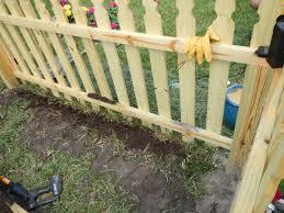 home depot garden fence rabbit home outdoor decoration