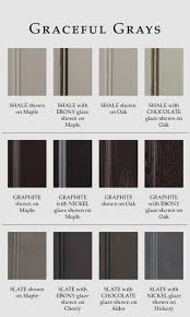beautiful gray cabinetry colors for your home