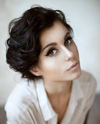 17 look stunning with your short natural curly black hairstyle