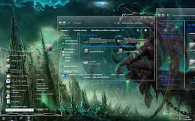 theme de bureau windows 7 custo windows 7 website review for custo windows 7