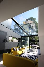 Outdoor Glass Room - lanai ideas pictures living room contemporary with glass roof