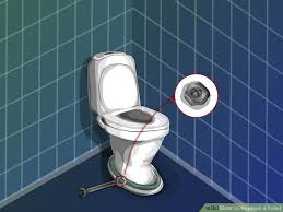 How To Use Bidet Toilet 4 Ways To Replace A Toilet Wikihow