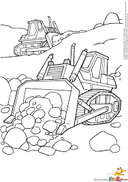 bulldozer coloring pages chuckbutt com