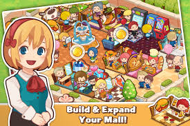 Cara Bermain Home Design Story Happy Mall Story Sim Game Android Apps On Google Play