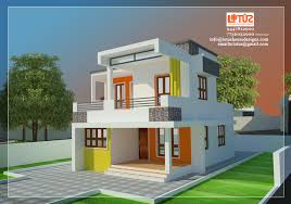 style home design contemperory style home design of 1250sqft