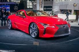 images of lexus lc 500 this is the future of lexus business insider