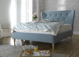 bedroom luxurious bedroom design with upholstered bed frame