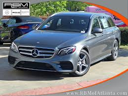 new 2017 mercedes benz e class e 400 station wagon in atlanta