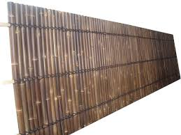 Decorative Bamboo Sticks Black Bamboo Poles For Decorative Products Bamboo Bamboo Fencing