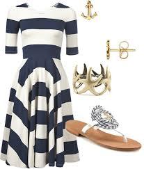 nautical attire best 25 nautical summer dresses ideas on nautical