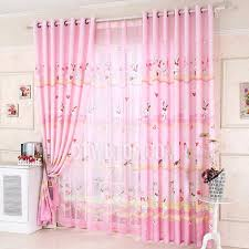 Boy Bedroom Curtains Lovely Rabbit Pattern Pink Polyester Bedroom Curtains