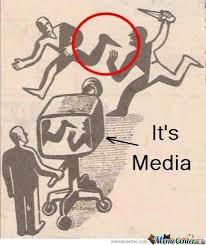 Meme Media - it s media by chrisdominoes meme center