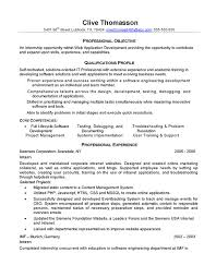 resume programmer web developer cover letter classic asp developer cover letter