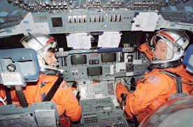 space shuttle astronaut space shuttle crew compartment trainer national museum of the us