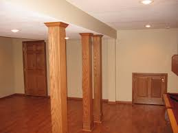 basement post basements ideas