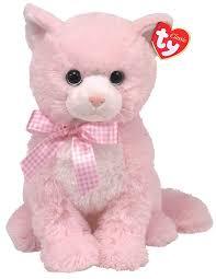 amazon ty classic duchess pink cat toys u0026 games