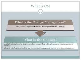 what is chagne made of change management made easy