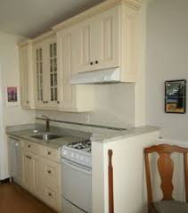 Kitchen Galley Design Ideas White Galley Kitchen Would I Keep White Appliances Comfortable