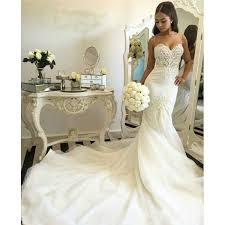 wedding dress mermaid mermaid wedding dresses white mermaid trumpet wedding dresses