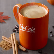 pumpkin spice for coffee mcdonald s is going to beat starbucks to the pumpkin spice punch