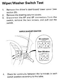 2003 honda accord wiper motor wiper motor wiring question honda tech honda forum discussion